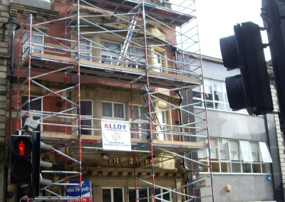 Extenal Painting (Wigan Town Centre)